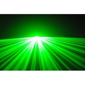 Laser Show 50mw Verde - Laser Efeitos - Som - Frete Grátis