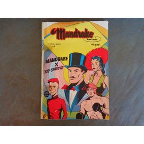 Mandrake Magazine N° 6 Rge 1954 1ª Série Original