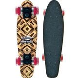 Skate Cruiser 56cm Mini Long Shape Bambu Truck Abec 7 Mormai