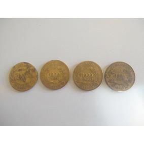 Moedas De 1000 Réis 1924/1925/1927/1928