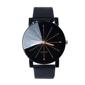72a0fec2a5a Relógio Importado Digital E Analógico Pulseira De Couro - Relógios ...