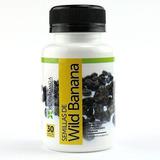 Wild Banana Semilla De Platano 30 Tabletas
