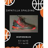 Zapatillas De Basketball Spalding Varón
