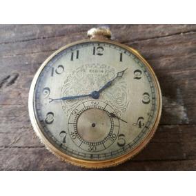 b1f7839c7 Reloj De Bolsillo Hamilton Antiguo - Reloj de Bolsillo Antiguo en ...