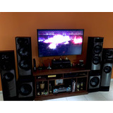 Home Theatre Sony Muteki 2345w 7.2ch Hdmi Unico Str-k7sw
