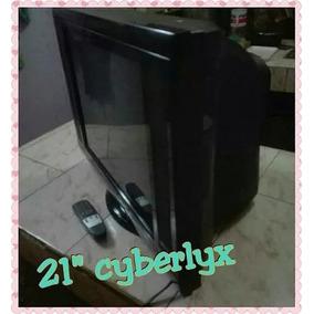 Televisor Siberlux 21 Pulgada A Control Pantalla Plana