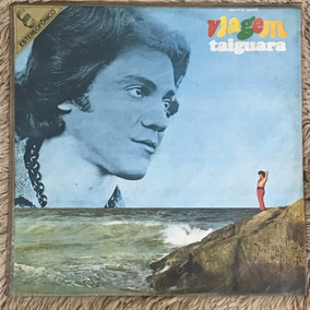 Lp Vinil Taiguara - Viagem 1970