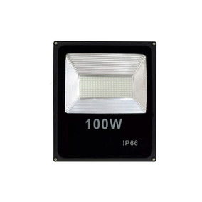 Kit 10 Pecas Refletor 100w Led Smd Branco Frio 110v / 220v