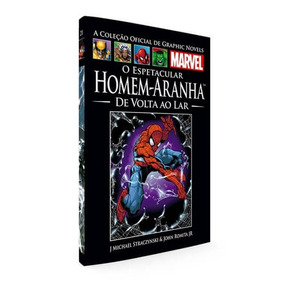 Livro Graphic Novels Marvel Salvat Ed. 01
