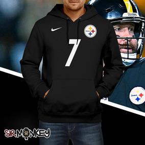 Moletom Pittsburgh Steelers Big Ben - Temos Todos Times 71ed73cdebf94