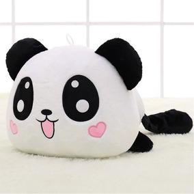 Oso Panda Peluche 45cm Pandita Kawaii Alta Calidad Regalo