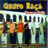 2c17ab13dc Cd Grupo Raça Raça E Raiz Lacrado Pagode Samba Mpb Raridade