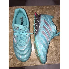 Adidas Springblade Verde Cana Nike - Tênis para Feminino no Mercado ... dd35ed66466f1