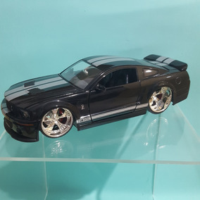 Shelby 2007 Gt 500 1:24 Big Time Muscle