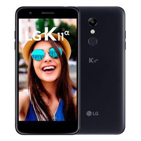Smartphone Lg K11 Alpha 16 Gb Dual Chip Preto Tela 5.3