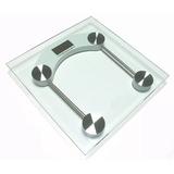 Balança Digital Vidro Temperado Cap. 180 Kgs Banheiro