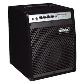 Amplificador De Bajo Warwick Bc40 10 40w