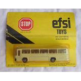 Colectivo Bus Efsi Holland 1/87 (ho), En Blister