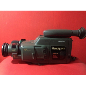 Filmadora Sony Handycam Video 8 Ntsc. Ccd-f350 6x.