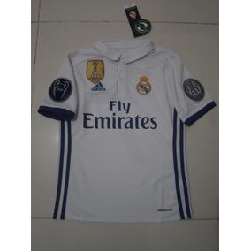 3153af659 Jersey Real Madrid Cristiano Ronaldo Champions en Mercado Libre México