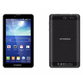 Tablet Função Celular Dual Chip 3g Hyundai Hdt7427g+ Android