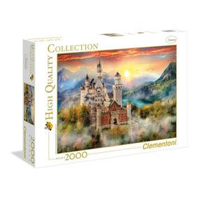 Quebra Cabeça Clementoni 2000 Pçs Castelo De Neuschwanstein