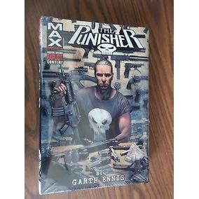 The Punisher Omnibus, 3 Volumes