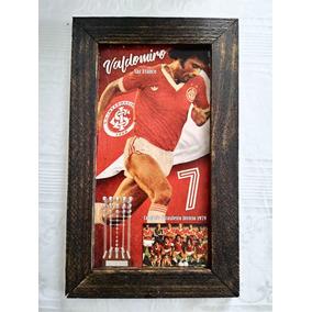 Quadrinho Decorativo Valdomiro Sport Club Internacional