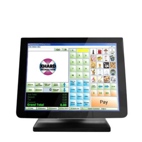 Monitor Led Touch Tactil 3nstar 15 Comercial Punto Venta Pos