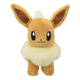 Peluche Eevee Original 15cms - Pokemon Center