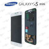 Pantalla Lcd+mica+instalacion Samsung Galaxy S5 Mini Spt