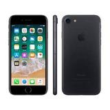 Iphone 7 Preto Matte - Lindo É Impecável!