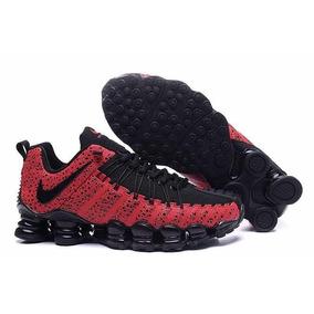 6c05a130ded Nike 12 Molas Rosa E Preto Antigo - Tênis no Mercado Livre Brasil