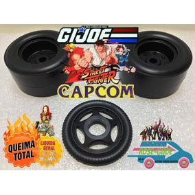 Gi Joe Triciclo De Assalto Hasbro& Capcom 1993 Choppe Karatê