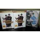 Dvd Box O Gordo E O Magro - Dublado ( 12 Dvds ) Digital