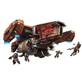 Mega Construx Destiny Signature Series Cabal Harvester Drop