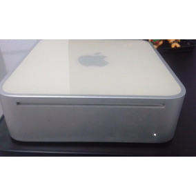 Mac Mini 1.4 Ghz Powerpc G4 Hd 80gb 512mb Com Defeito