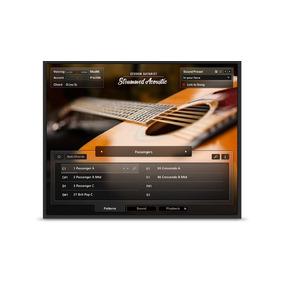 Vst De Violão Sample Violão Session Guitarist Strummed