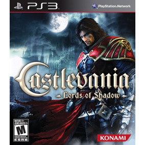 Castlevania Lords Of Shadow Ps3 Midia Fisica