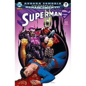 Hq Superman Renascimento Nº 14 Ed Fev/18 - Aurora Sombria