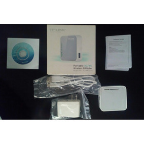 Router Tp Link Portable 3g/4g