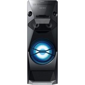 Minicomponente Sony Mhc-v6d Bluetooth Efectos Dj Karaoke