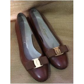 Sapato Salvatore Ferragamo Originalissimo Masculino - Sapatos no ... 190d2dcdb3