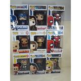Funko Pop Marvel Dc Comic Series Tv 100% Originales