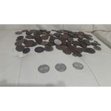 3 Monedas De Plata Fao