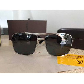 d1f59f6556f0b Oculos Reis Original De Sol Louis Vuitton - Óculos De Sol Com lente ...