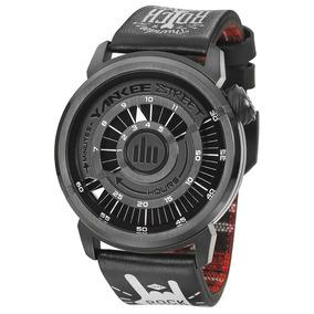 Relógio Masculino Analógico Yankee Street Ys30229p - Preto