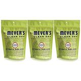Mrs Meyers Paquetes De Dish Automática, Hierba Luisa, 20 Cou