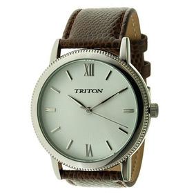 7a350577cac Pulseira Para Relogio Triton - Relógios De Pulso no Mercado Livre Brasil