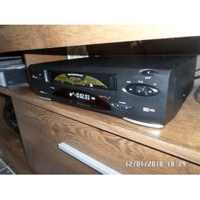 Video Cassete Philips 4 Cabeças Super Conservado